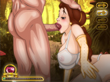 Beauty and the Beast - Game for adults