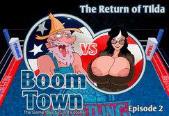 Boom Town The Return of TIlda Episode 2 - Play online