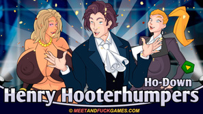 Henry Hooterhumpers Ho-Down - Play online