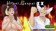 Hitomi Senpai 2 free online sex game