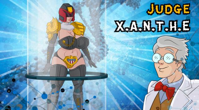 Judge X.A.N.T.H.E. - Play online