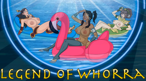 Legend of Whorra 2 - Play online