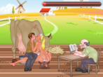 Milk Farm free online sex game