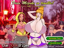 MNF Metropolis - the XXX Files : Episode 2 - Play online