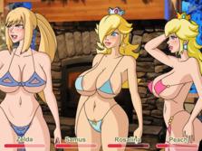 Nintendo Christmas - Play online
