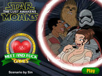 Star Moans: The Lust Awakens free online sex game