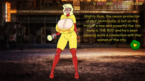 Super Heroine Hijinks 4: The Fall of Mighty Mom - Play free