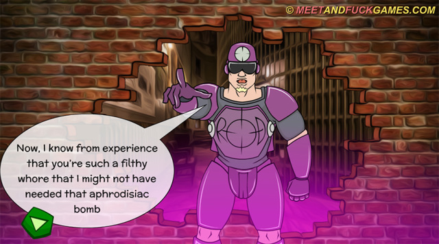 Super Heroine Hijinks 5: Double Trouble - Game for adults