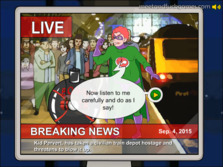 Super Heroine Hijinks - Play free