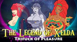 The Legend of Xelda: Trifuck of Pleasure - Play online