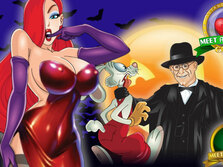 Who Framed Jessica Rabbit - Play online
