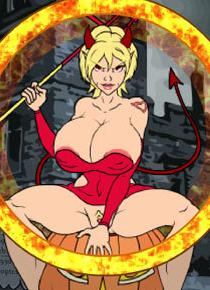 Idea New Sex Game Zelena Frankenthighs Dirty Quest(Tilda boss battle cameo)
