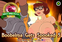 Boobelma Gets Spooked 5 - Play online