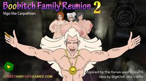 Boobitch Family Reunion 2: Vigo the Carpathian - Play online