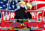 Boom Town! Watermelons Wendy vs. Timmy free online sex game