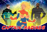 Captain Marvass free online sex game