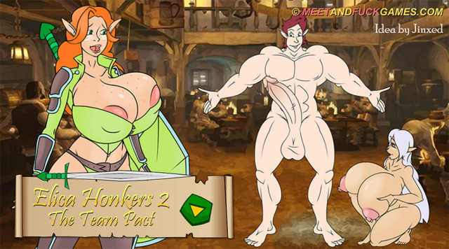 Elica Honkers 2 - The Team Pact - Play online