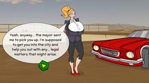 Gloria Gazongas: Diplomatic Immunity - Play free