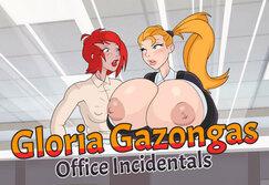 Gloria Gazongas: Office Incidentals - Play online