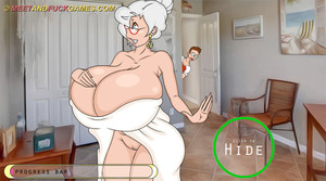 Grandma Boobitch - Game for adults