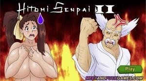 Hitomi Senpai 2 - Play online