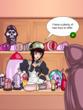 Monster Dildo free online sex game