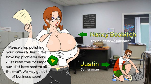 News Reporter 5: The Interview - Play free