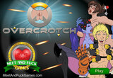 Overcrotch free online sex game