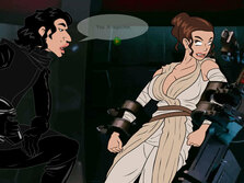 Star Moans: The Lust Awakens - Play free