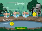 Swimming Pool Monster free online sex game