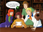 Velma Gets Spooked free online sex game