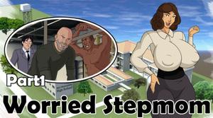 Worried Stepmom Part1 - Play online