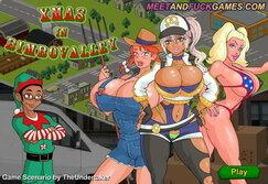 Xmas In Bimbovalley - Play online